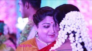 Actress Radhika Sarathkumar Daughter Rayanne Hardy Engagement Wishing Acterss kushboo