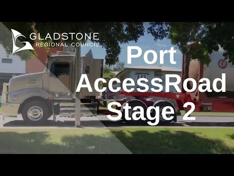 Port Access Road Stage 2 Funding Announcement