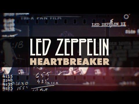 Led Zeppelin - Heartbreaker (Official Audio)