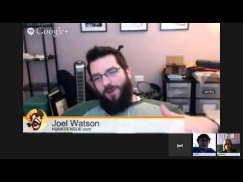 ComfyCon 2013 #PanelRoulette