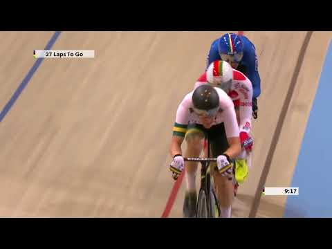 Men's Scratch - 2018 UCI Track Cycling World Championships