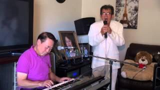 Peter Yap - I Can't Stop Loving You - Yamaha Tyros n Herman