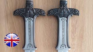 Conan the Barbarian atlantean sword Marto Toledo Epic Edition VS Special Edition