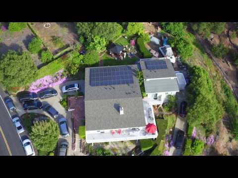Easter Sunday 2017 Family Party Drone Video