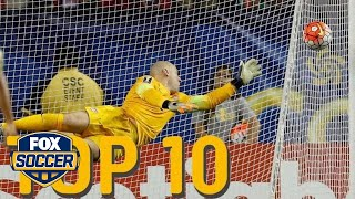 Top 10 goals leading up to the 2015 Gold Cup final