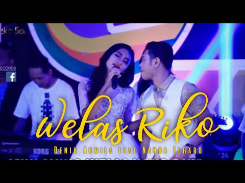 Nanda Feraro - Welas Riko ( Official Music Video )