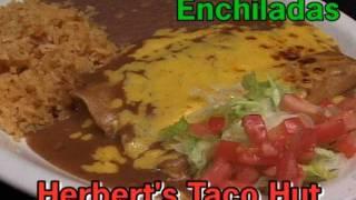 Robert Earl Keen loves Herbert's Taco Hut - San Marcos, TX