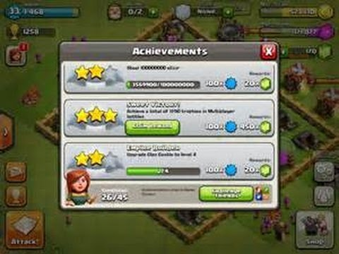 1250 trophies guide clash of clans th5 youtube