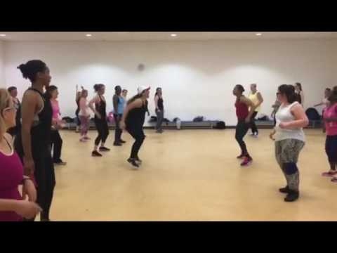 Zumba with Katerina from Fitness Vibe @ Southbury leisure centre Enfield!