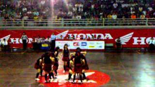 SMA lokon St.Nikolaus cheerleader (DBL 2009)