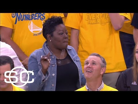 Kevin Durant's Mom Is The Real MVP | SportsCenter | ESPN