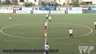 Eccellenza Girone B Porta Romana-Poggibonsi 1-1