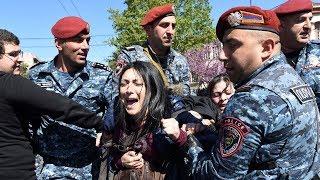 Армянская 'бархатная революция'?