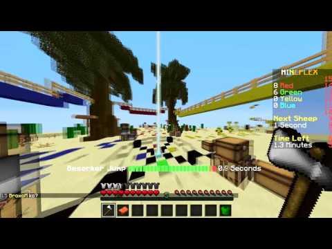 Minecraft : Mini Games : Sheep Quest (Koyun Kaçırma) #1 YouTube