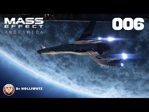 Mass Effect: Andromeda #006 - Wüstenwelt Eos [PS4] Let's play Mass Effect