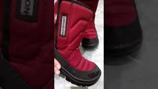 Детская обувь Nordman. Обзор детских дутиков и сноубутсов.