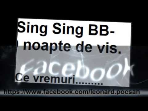 Sing Sing BB - O noapte de vis