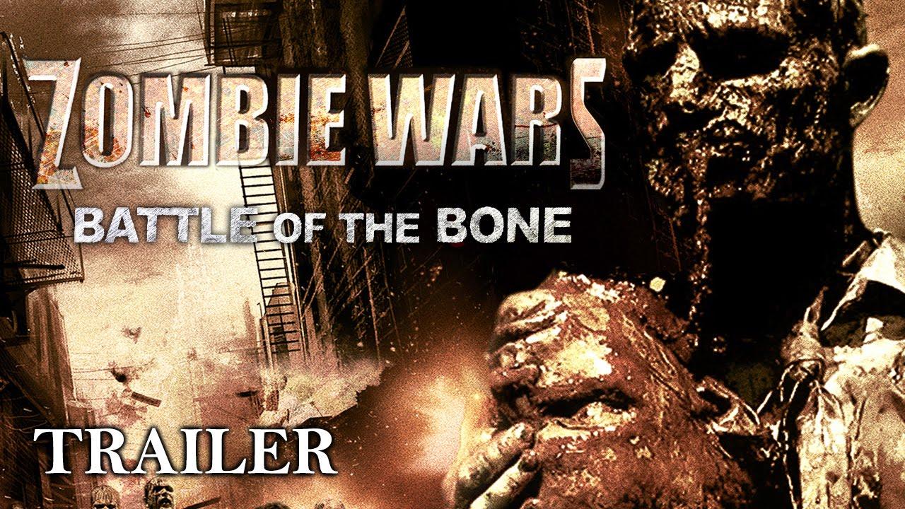 Download Zombie Wars: Battle of the Bone | Full Horror Movie - Trailer