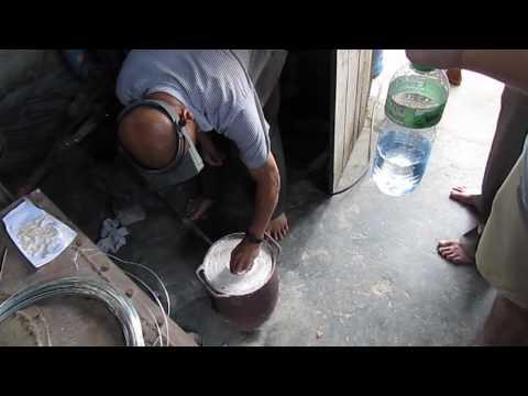 Heat Treating Rubies
