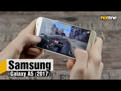 Samsung Galaxy A5 (2017) — обзор смартфона