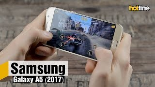 видео Обзор смартфона Samsung Galaxy A5 (2016): обновленный щёголь