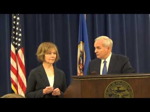 Dayton Announces He Will Accecpt Education Deal
