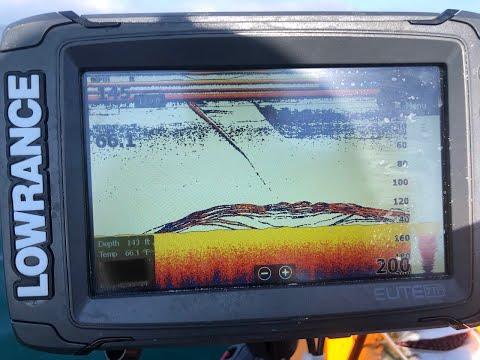 Dropping On A School Of California Yellowtail   Kayak Fishing La Jolla
