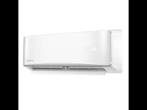 DuctlessAire 12,000 BTU 22 SEER Energy Star Ductless Mini Split Air Conditioner and Heat Pump