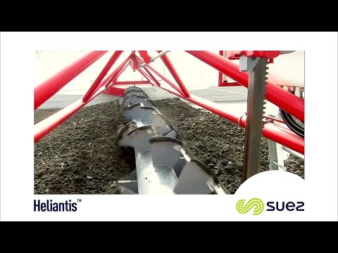 Heliantis™ Solar Sludge Drying