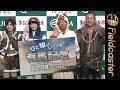 AKB48 横山由依、岡田奈々「モンハン」に合わせたコスプレ衣装で登場 「MONSTER HUN…