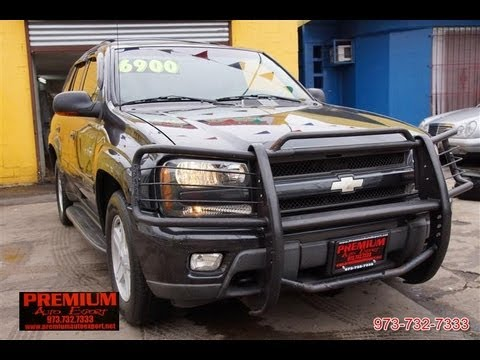 2003 Chevrolet Trailblazer LTZ 4WD - YouTube