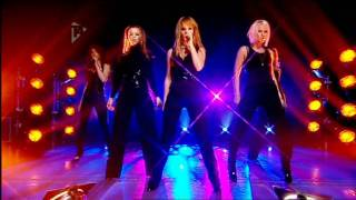 Girls Aloud - Something Kinda Ooooh (Live @ PopWorld 14/10/2006)