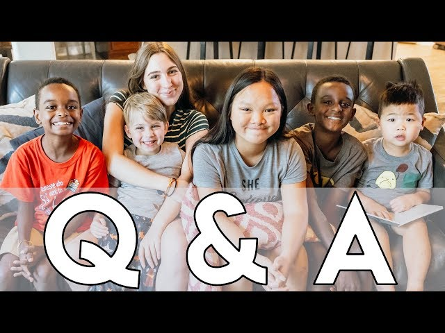 Answering YOUR Questions (Q&A) // Getting to Know Us
