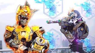 Legend Heroes - Siêu Nhân Hiệp Sĩ Huyền Thoại và Kế Hoạch Diệt Quái Vật