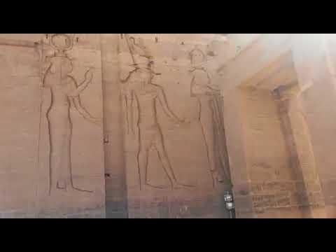 Templo de Isis - Aswan - Egito