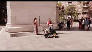 "Coyote & Crow- ""Caleb Meyer"" COVER Washington Square Park NYC"