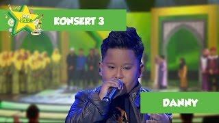 Ceria i-Star: Danny - Roman Cinta [Konsert 3] #CeriaiStar