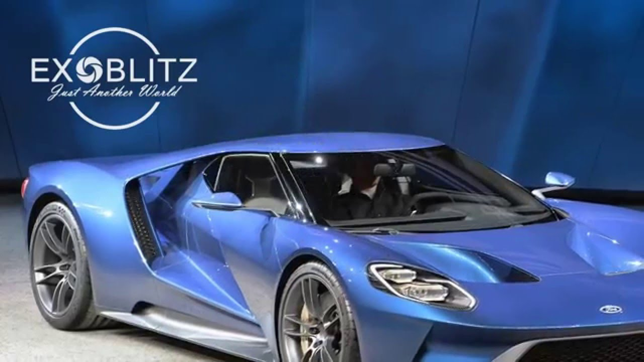 New Car 2016 Ford GT Supercar Details Overview Price And Release