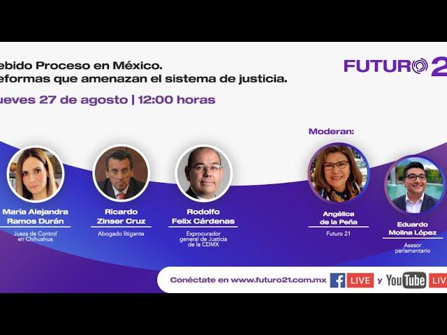 Foro: Reformas que amenazan el sistema judicial