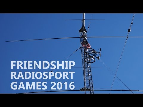 Friendship Radio Games 2016