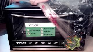 Электродуховка настольная  Vimar VEO-4240