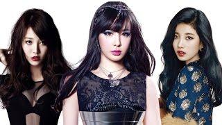 Top 10 4-Membered Girl Groups