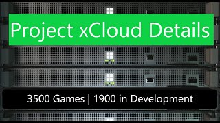 Microsoft Drops new xCloud Details, Supports More Than 3500 Games