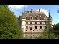 Ref:e5QO7ExgANc Azay-le-rideau, renaissance d un château mythique