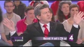 Jean-Luc Mélenchon est de plus en plus populaire