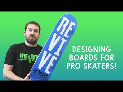 Designing Boards for Pro Skaters (with Stencils and Photoshop)