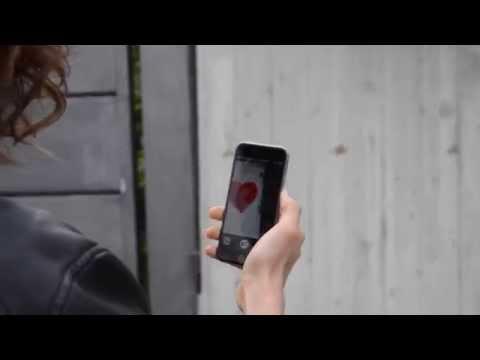 Augmented Reality App - WallaMe demo