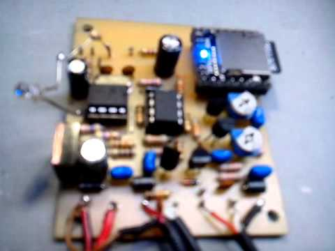 Simple Talking Repeater Controller