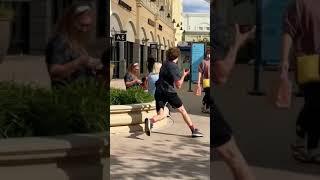 Moan in ear prank! #shorts