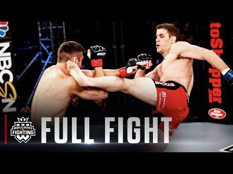 Kris Hocum vs Josh Cavan   WSOF 29, 2016